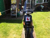 50 cc / moped very good condition