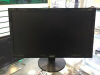 Acer LCD Monitor Screen P206HV 20""