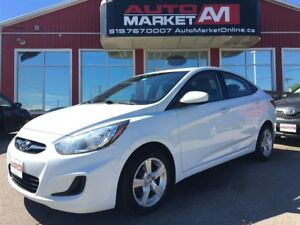 2013 Hyundai Accent GL, Alloys, WE APPROVE ALL CREDIT