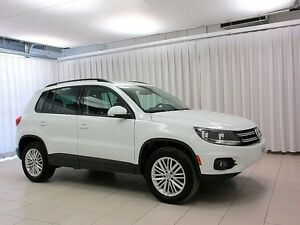 2016 Volkswagen Tiguan PRICE REDUCED!! 2.0 TSI 4MOTION SUV w/ RO