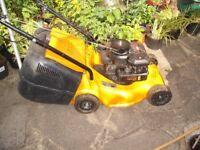 McColloch Petrol Mower (self propelled) Full Working Order