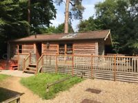 Gorgeous wooden lodge for sale