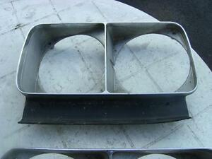 68-72 BUICK SKYLARK, FENDER SKIRTS, 12 BOLT