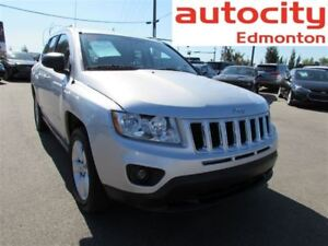2013 Jeep Compass North Edition 4x4 Automatic Bluetooth