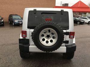 2011 Jeep Wrangler Sahara Oakville / Halton Region Toronto (GTA) image 4