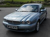 JAGUAR X-TYPE 2.5 V6 SE AWD, 2002 '52 REG, 1 OWNER, ONLY 54'000 MILES, STUNNING CAR, IMMACULATE JAG