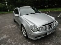 Reluctant Sale of Panorama Evolution Turbo Diesel C220 Silver Tiptronic Sport Coupe - Facelift Model