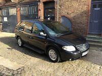2005 CHRYSLER VOYAGER 2.8 CRD LX AUTO 7 SEATER