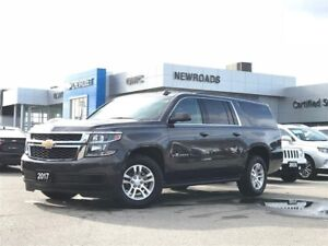 2017 Chevrolet Suburban LT LT, DVD, NAV, LEATHER, NO ACCIDENTS