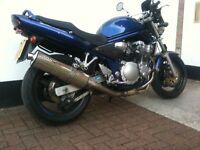 SUZUKI GSF 600 K1. very clean bike