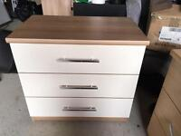 Bedroom drawers x 2
