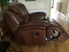 Luxury 'Single Motor' Recliner Chair