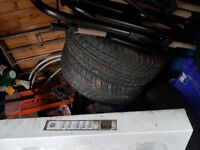 Wheels and tyres for corsa great tyres plenty tread