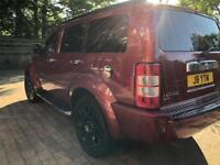 Dodge Nitro BEAST from the WEST!