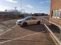 Audi TT for sale 225bhp