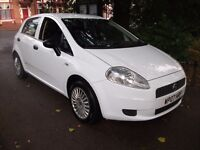 Fiat Grande Punto 1.2 Active 5dr£2,000 LOW TO INSURE + CHEAP ROAD TAX 2007 (07 reg), Hatchback