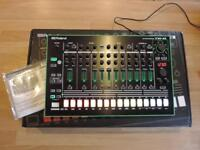 ROLAND AIRA TR-8 MINT, BOXED, ADAPTER & INSTRUCTIONS