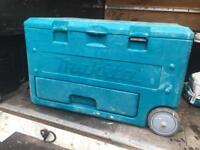 Makita tool storage chest