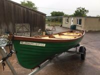 19' Fishing Boat