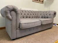 3 and 2 seater Winchester fabric sofas