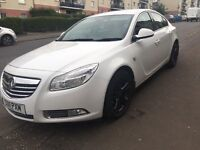 Vauxhall Insignia SRI CDTI 160 top spec cheapest in scotland with this spec may part ex motocross