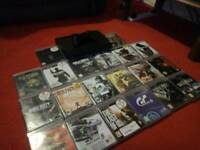 PS3 300gb with 20 top games