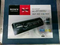 Sony Blue tooth CD/Radio/MP3