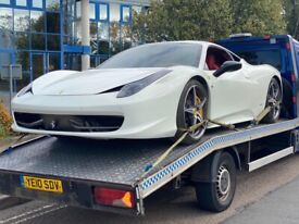 Cheap Car recovery - car transport -24/7 breakdown service £20