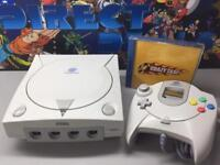 Sega dreamcast all leads and controller - more Avaliable