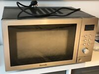 Baumatic combination microwave with grill (BMC253SS) & build in kit
