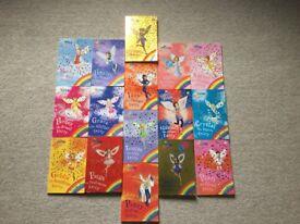 16 rainbow magic fairy books