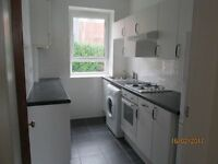 Bright, 2 bed unfurnished flat, newly decorated, Cardonald, close to excellent local amenities