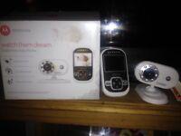 Motorola baby video monitors