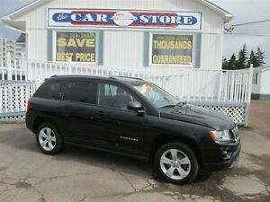 2012 Jeep Compass SPORT 4WD!! A/C!! CRUISE!! POWER WINDOWS, LOCK
