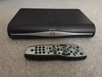 Sky+ HD Box with remote, SD501 Wireless Adaptor and HDMI cable