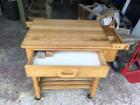 Kitchen island sideboard