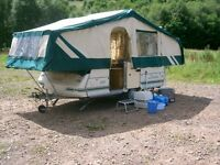 Trailer Tent Pennine Pullman 535 SE