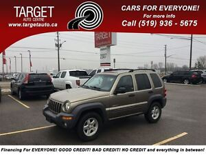 2004 Jeep Liberty Sport 4x4, Drives Good  Very Clean !!!!