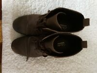Ladies Clarks ankle boots