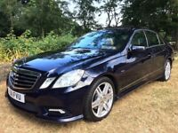 Mercedes Benz AMG Sport e 350 cdi 2011 Panoramic Roof Full Servis History Hpi Clear Px Welcome