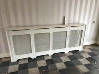 2 x Radiator Covers. Excellent Condition