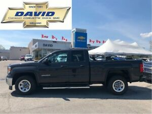 2014 GMC Sierra 1500 1SA DCAB 2WD SHORT/ LOADED/ KEYLESS/ AC/ CD