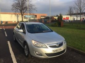 vauxhal astra 1.4 silver 2010