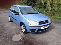 Fiat Punto 1.2 Active. MOT July 2017. Great condition throughout. Cheap tax and insurance.