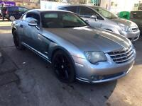 CHRYSLER CROSSFIRE STARTS AND DRIVES GIVE AWAY PRICE