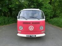 1972 VW T2 Bay Window Devon Moonraker Campervan for sale