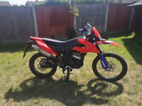 Derbi senda drd 125 r mot june 24th