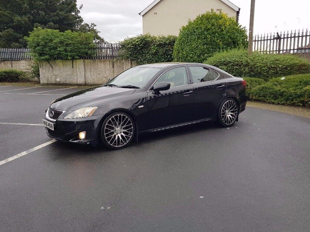 Selling my 07 lexus is220d. Very clean car must see