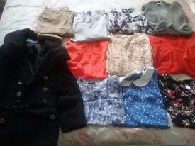 Ladies clothes bundle size 16/18