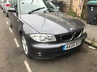 05 BMW 1 SERIES 2.0 DIESEL MANUAL THIS CAR FOR PARTS FOR ANY PARTS CALL ON